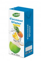 coco flavor pineapple 200ml
