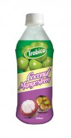 coconut water with mangosteen