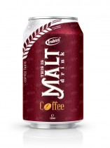malt drink with coffee flavor