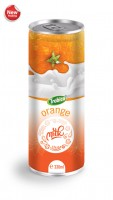 orange milk 330ml