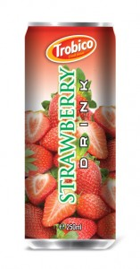 strawberry 250 tin can
