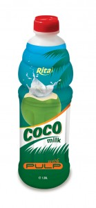 1.25L Coconut Milk with Pulp
