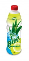 1250ml Aloe vera Carbonated pp bot