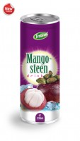 16 Trobico Mangosteen drink alu can 330ml