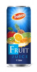 250 ml mix fruit juice