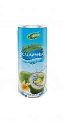 250ml alu calamansi with coconut