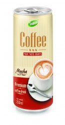 250ml canned Good Taste Mocha Coffee Drink