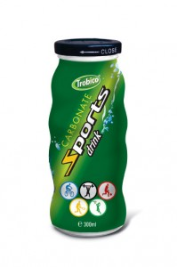 300ml Carbonated Sport Drink