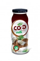 300ml Glass Bottle Coconut Milk