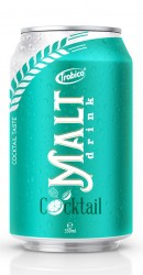 330ml Canned Cocktail Malt Drink