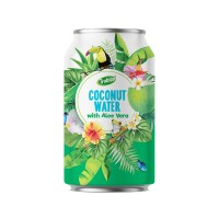 330ml Fresh Aloe Vera Coconut Water