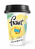 330ml PP cup Good Taste Pineapple Juice Drink