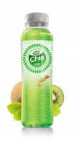 350ml Pet bottle Chia Seed with Kiwi Flavor
