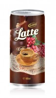 538 Trobico Latte coffee alu can 180ml