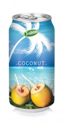 Trobico Coconut water alu can 500ml