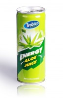 571 Trobico Energy aloe juice alu can 250ml