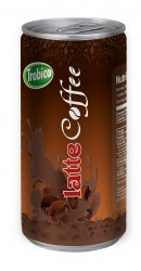 Trobico Latte coffee alu can 250ml