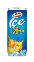 596 Trobico Ice coffee drink alu can 250ml