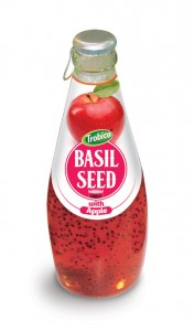 Basil seed with Apple Glass bot 290ml