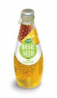 Basil seed with pineapple flavor 290ml
