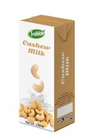 Cashew milk 200ml in tetra pak