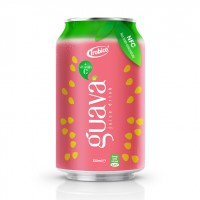 NFC Manufacturer Beverage 330ml Canned Guava Fruit Drink