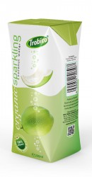 Pure Coconut Water 200ml Paper Box Trobico Brand (or OEM)
